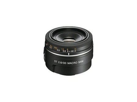 Sony DT 30 mm F2,8 Macro SAM (SAL30M28)