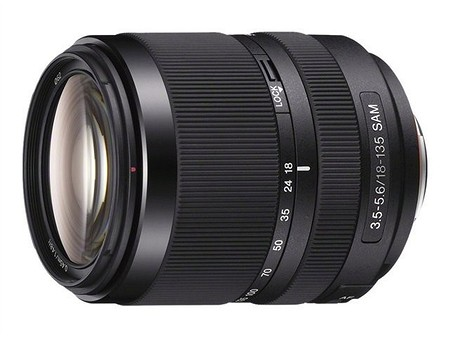 Sony DT 18-135 mm F3,5-5,6 SAM (SAL18135)