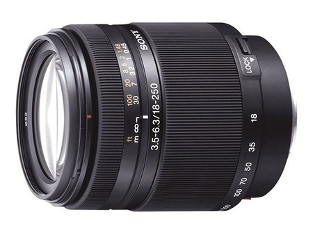 Sony DT 18-250 mm F3,5-6,3 (SAL18250)