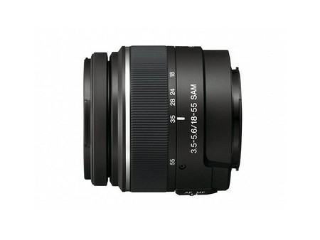 Sony DT 18-55 mm F3,5-5,6 SAM II (SAL18552)