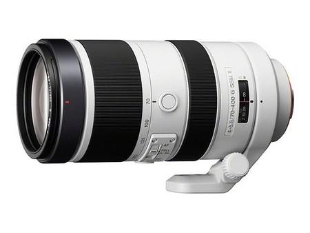 Sony 70-400 mm F4-5,6 G SSM II (SAL70400G2)