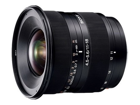 Sony DT 11-18 mm F4,5-5,6 (SAL1118)