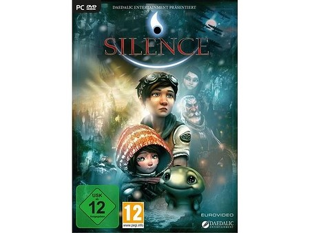 Daedalic Silence - The Whispered World 2