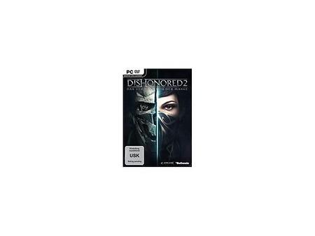 Bethesda Dishonored 2 - Das Vermächtnis der Maske