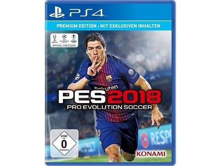 Konami Pro Evolution Soccer 2018