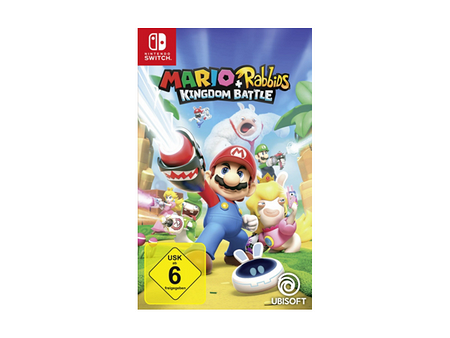 Ubisoft Mario & Rabbids Kingdom Battle