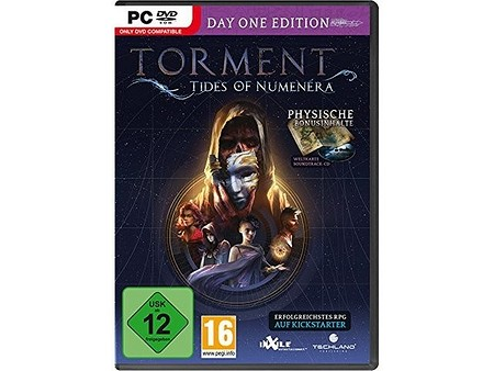 Techland Torment - Tides of Numenera