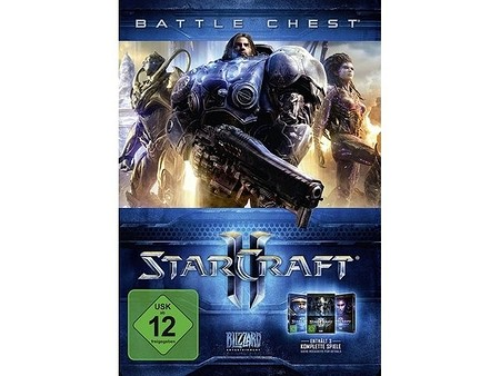 Blizzard Starcraft 2 - Battlechest