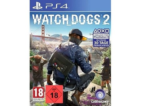 Ubisoft Watch_Dogs 2