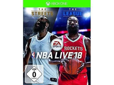 EA NBA Live 18