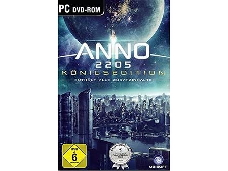Ubisoft ANNO 2205 - Königsedition