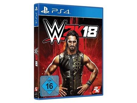 2K WWE 2K18