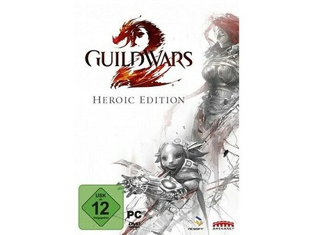 NCSoft Guild Wars 2 - Heroic Edition
