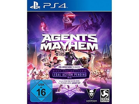 Koch Media Agents of Mayhem