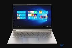 В Россию приехал ноутбук-трансформер со сверхбыстрой зарядкой Lenovo Yoga С940