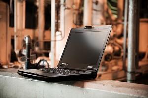 Panasonic представил защищенный ноутбук, работающий 20 часов без подзарядки