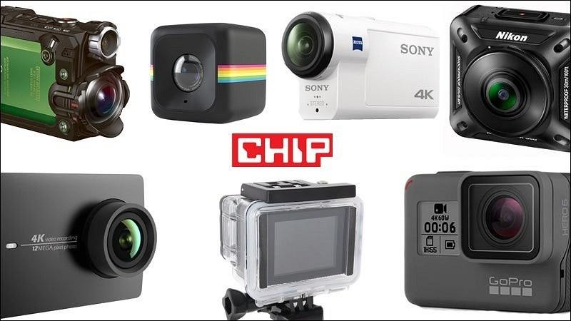 ТОП-10 лучших экшн камер, выбираем action камеру