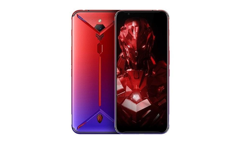 В Россию впервые официально прибыли мощнейшие игровые смартфоны Nubia