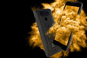 Российский производитель представил недорогой защищенный смартфон для любителей активного образа жизни