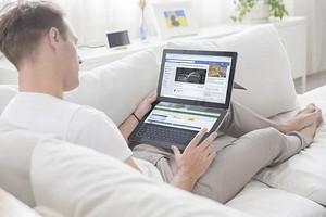 Представлен безумный «ноутбук», который на самом деле является парой планшетов