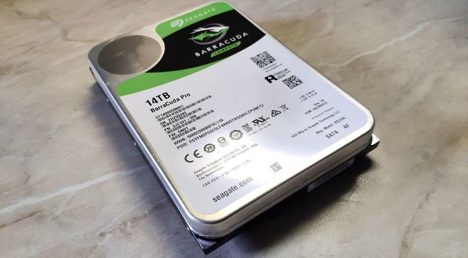Обзор трех жестких дисков большой емкости: быстрые и экономичные