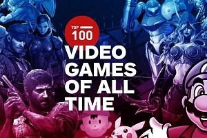 Эксперты назвали лучшие игры всех времен и народов