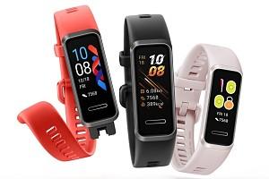 В Россию приехал фитнес-браслет Huawei Band 4