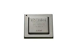 Представлен новый российский процессор «Байкал» BE-M1000