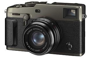 Fujifilm представила флагманскую беззеркальную камеру X-Pro3