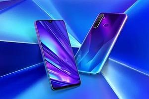 Названа российская цена мощного бюджетного смартфона Realme 5