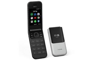 В Россию приехала очередная «возрожденная легенда» от Nokia — раскладушка Nokia 2720 Flip