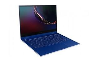 Samsung представила ноутбуки с экранами на квантовых точках