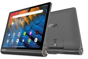 В Россию прибыл планшет Lenovo Yoga Smart Tab