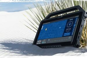 Dell представила «экстремальный» планшет сразу с двумя аккумуляторами