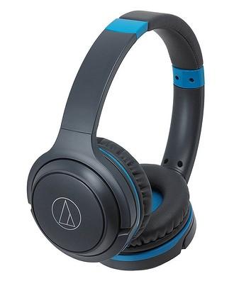 Беспроводные наушники Audio-Technica ATH-S200BT, ка ...