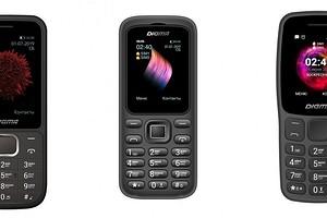 Отечественный бренд представил троицу новых телефонов по цене дешевле 1000 руб.