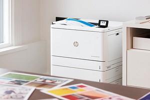 HP представила новые устройства печати для офиса