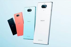 Sony представила смартфон среднего уровня, который очень удобно держать в руке