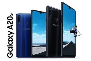 Один из самых дешевых смартфонов Samsung Galaxy A приехал в Россию