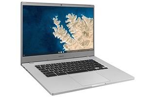 Samsung представила пару дешевых ноутбуков — Chromebook 4 и 4+