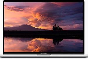 Apple официально представила 16-дюймовый ноутбук MacBook Pro. Цена пугает