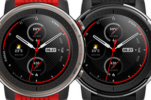 В Россию прибыли крутые долгоиграющие умные часы Amazfit Stratos 3
