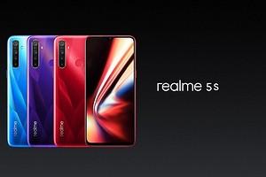 Представлен очередной «убийца Xiaomi» – Realme 5s. Стоит дешевле 9000 руб.!
