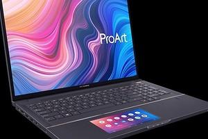 ASUS запустила продажи ну очень крутого ноутбука ProArt StudioBook Pro X