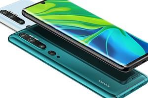 Названы российская цена и дата начала продаж первого смартфона со 108-мегапиксельной камерой