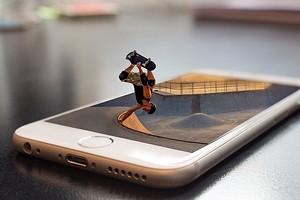 Как записать видео с экрана айфона