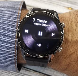Еще одна новая фишка Huawei Watch GT2 - возмож...