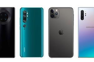 Рейтинг: лучшие смартфоны 2019 года по качеству съемки