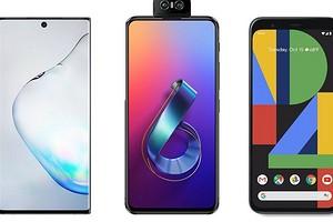 Названы лучшие смартфоны 2019 для селфи