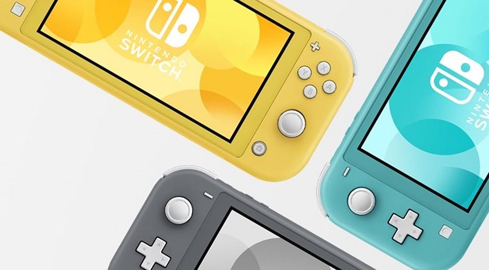 Обзор Nintendo Switch Lite: компактная, легкая и долгоиграющая